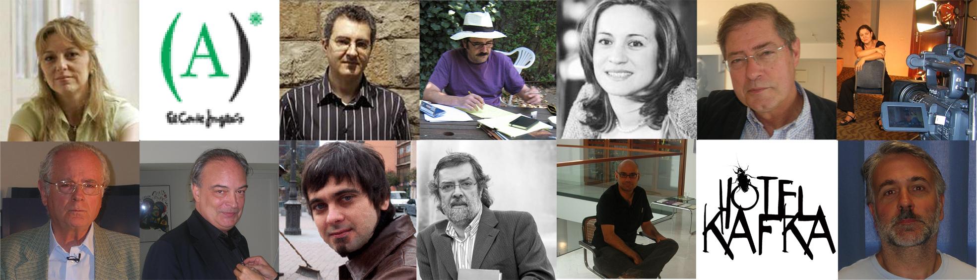 Escritores en la Noche en Blanco