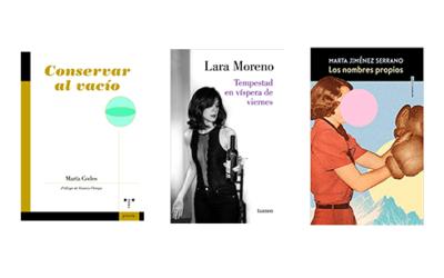 Los nuevos libros de nuestros profesores